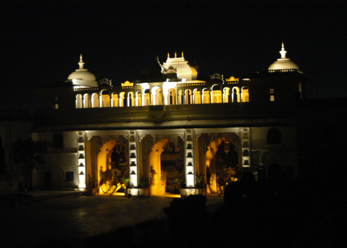 The Mewar Sound and Light Show