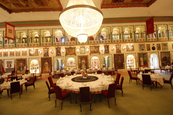 The Durbar Hall Sabhagaar: